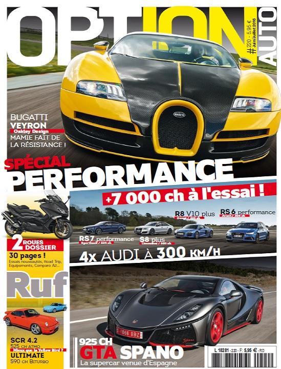 Option Auto N°220 – Juin-Juillet 2016