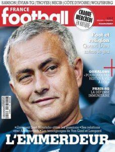 France Football N°3590 Du Mercredi 11 Février 2015