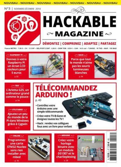Hackable Magazine N°3