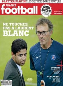 France Football N°3595 Du Mercredi 18 Mars 2015