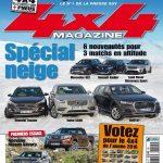 4x4 Magazine N°409 - Février-Mars 2016