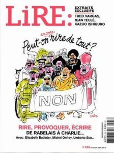 Lire N°433 - Mars 2015