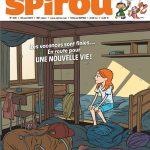 Le Journal De Spirou N°4141 Du 23 Août 2017