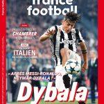 France Football N°3733 Du 21 Novembre 2017