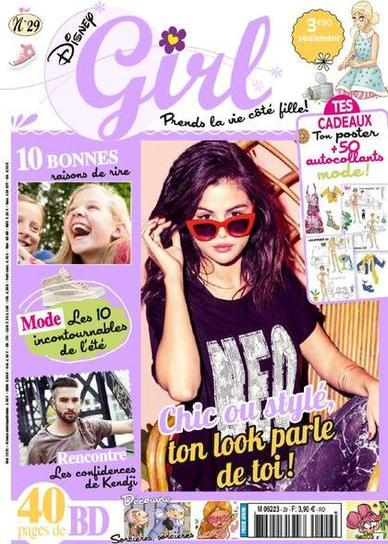 Disney Girl N°29 – Mai 2015