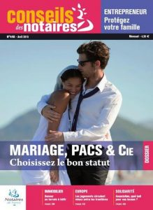 Conseils Des Notaires N°446 - Avril 2015