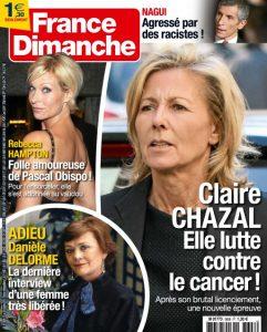 France Dimanche N°3608 Du 23 au 29 Octobre 2015