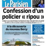 Le Parisien + Journal De Paris Du Mardi 13 Octobre 2015