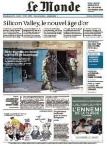 Le Monde Du Mercredi 04 Mars 2015