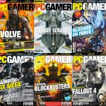 PC Gamer - Collection Complète 2015