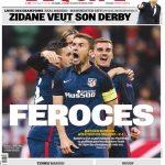 L'Equipe Du Mercredi 4 Mai 2016