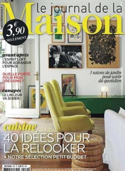 Le Journal De La Maison N°472 – Avril 2015