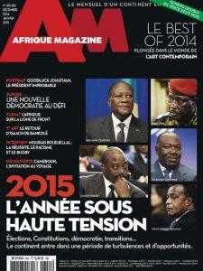 Afrique Magazine N°351-352 - Décembre 2014-Janvier 2015