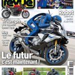 Moto Revue N°4015 Du 12 au 25 Novembre 2015