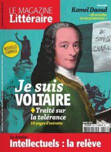Le Magazine Littéraire N°553 - Mars 2015