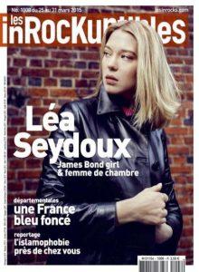 Les Inrockuptibles N°1008 Du 25 au 31 Mars 2015