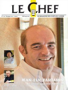 Le Chef N°254 - Décembre 2014