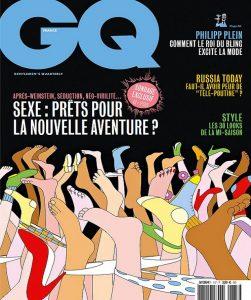 GQ N°117 - Février 2018