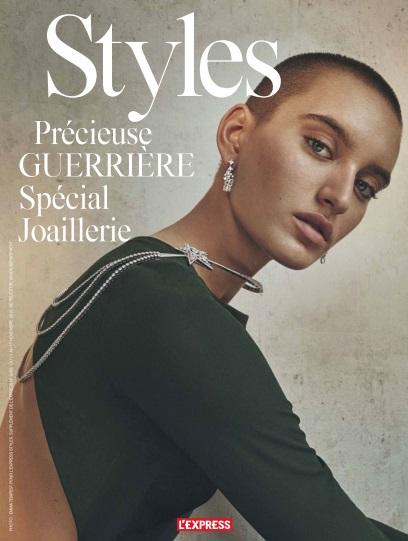 L'Express Styles N°3358 Du 11 au 18 Novembre 2015