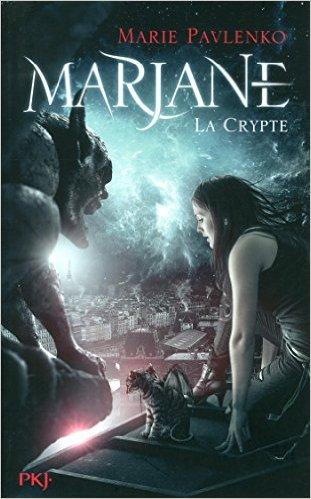 Marjane – la Crypte – Tome 1