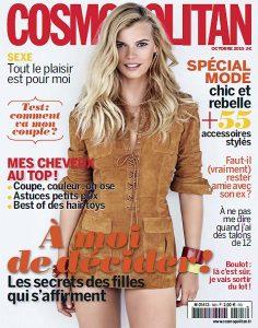 Cosmopolitan N°503 - Octobre 2015