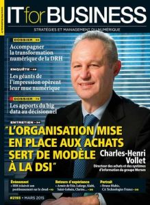 It For Business N°2193 - Mars 2015
