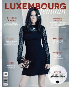 Luxembourg Féminin N°36 - Septembre-Novembre 2015