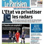 Le Parisien + Journal De Paris Du Jeudi 7 Avril 2016