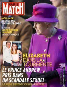 Paris Match N°3425 Du 8 au 14 Janvier 2015