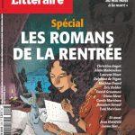 Le Magazine Littéraire N°559 - Septembre 2015