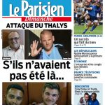 Le Parisien + Envies d'été du Dimanche 23 Aout 2015