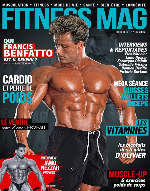 Fitness Mag N°37 – Juin 2016