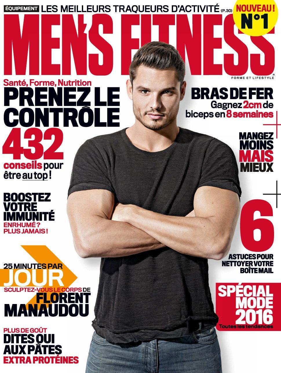 Men's Fitness N°1 – Mars 2016