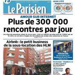 Le Parisien + Journal De Paris Du Samedi 26 Mars 2016