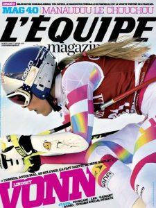 L'Equipe Magazine N°1696 Du 17 au 23 Janvier 2015