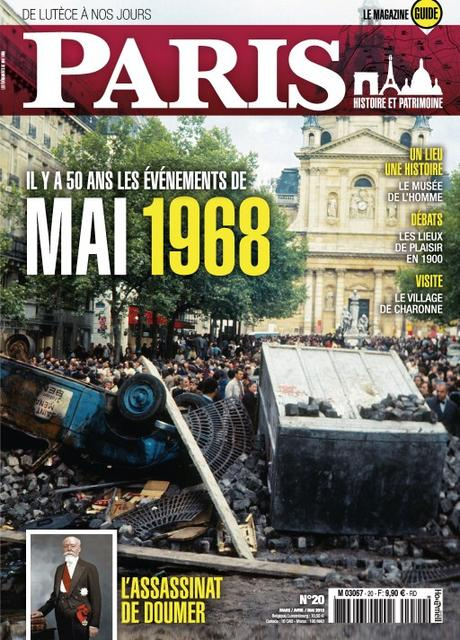Paris de Lutèce à nos jours N°20 - Mars-Mai 2018