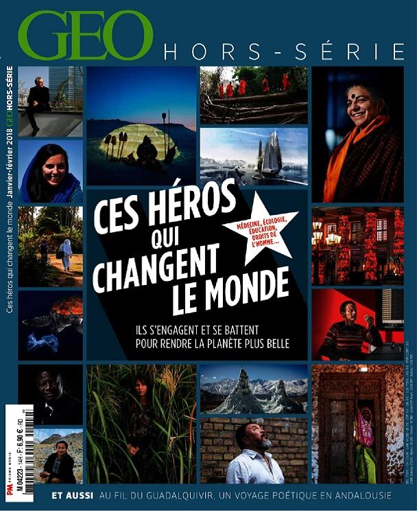 Geo Hors Série N°14 – Janvier-Février 2018