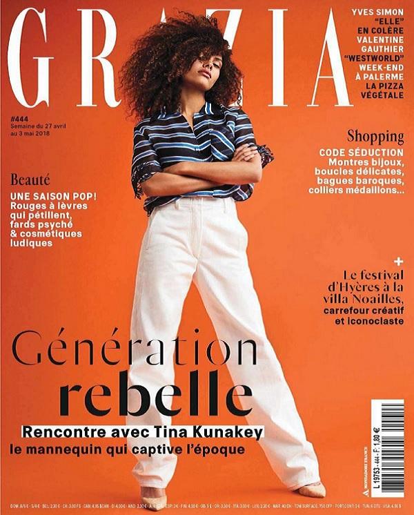 Grazia N°444 Du 27 Avril 2018