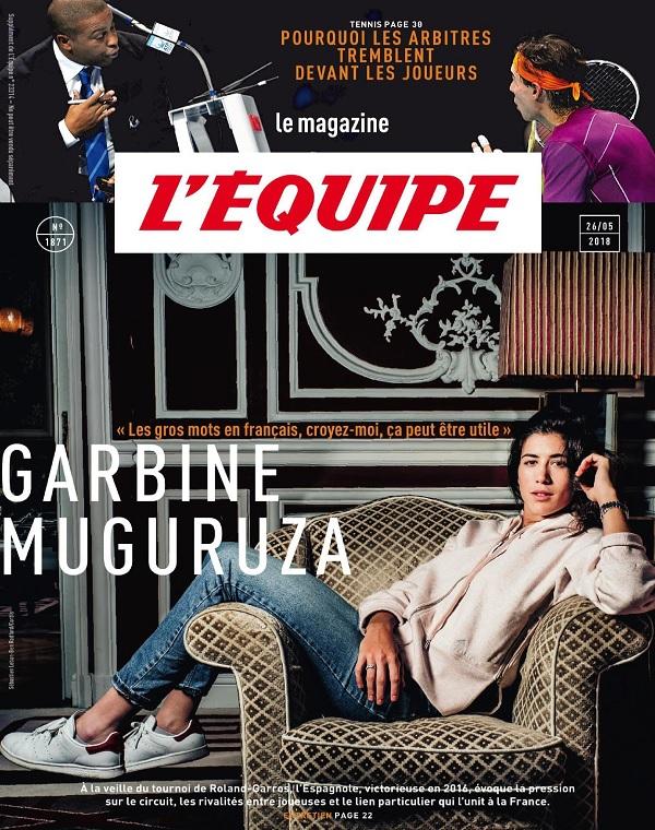 L'Equipe Magazine N°1871 Du 26 Mai 2018
