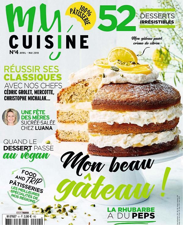 My Cuisine N°4 – Avril-Mai 2018