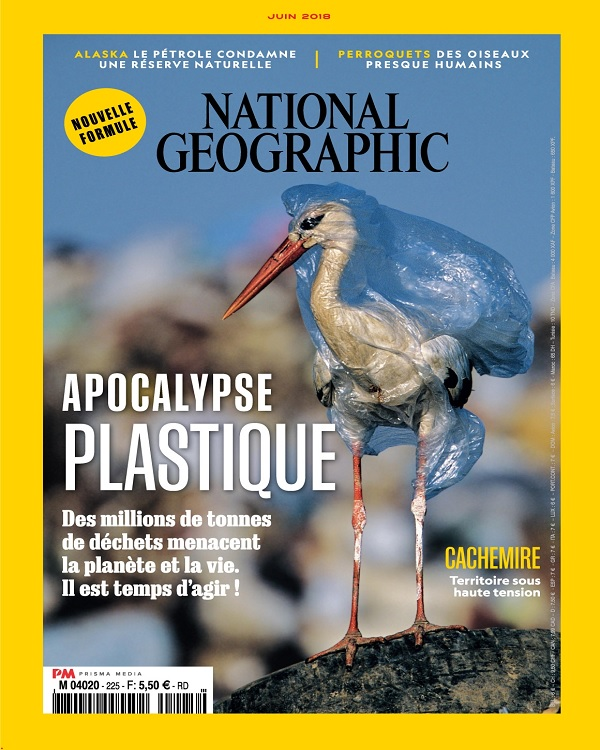 National Geographic N°225 – Juin 2018