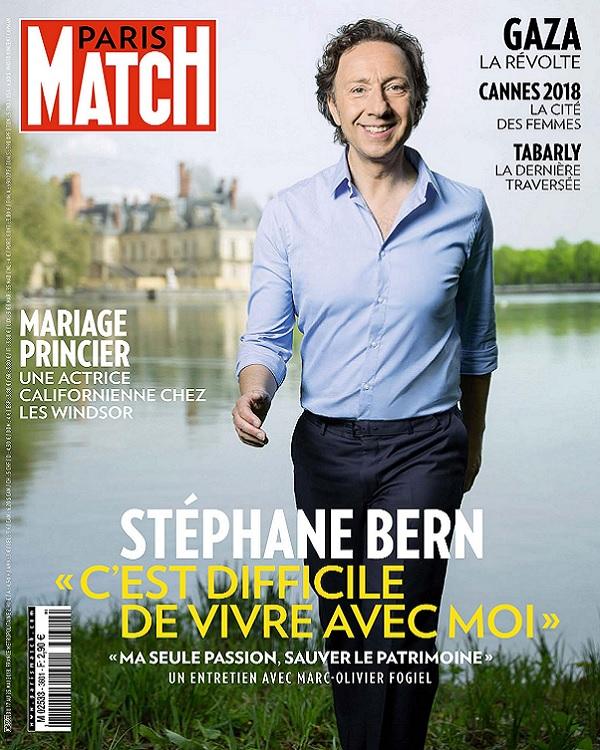 Paris Match N°3601 Du 17 au 23 Mai 2018