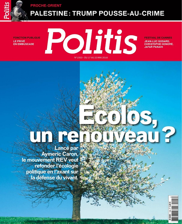 Politis N°1503 Du 17 Mai 2018