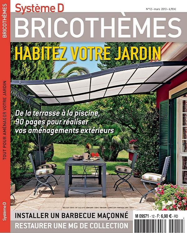 Bricothèmes N°12 – Habitez Votre Jardin