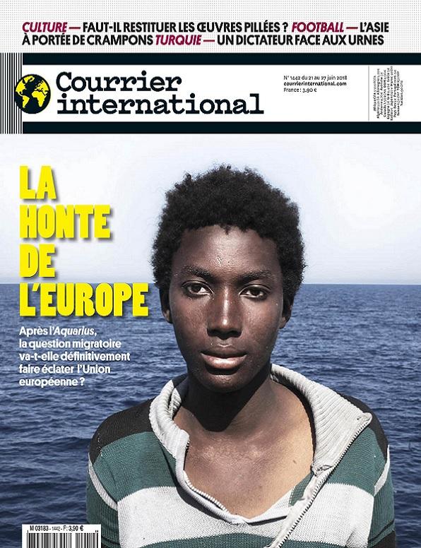 Courrier International N°1442 Du 21 au 27 Juin 2018