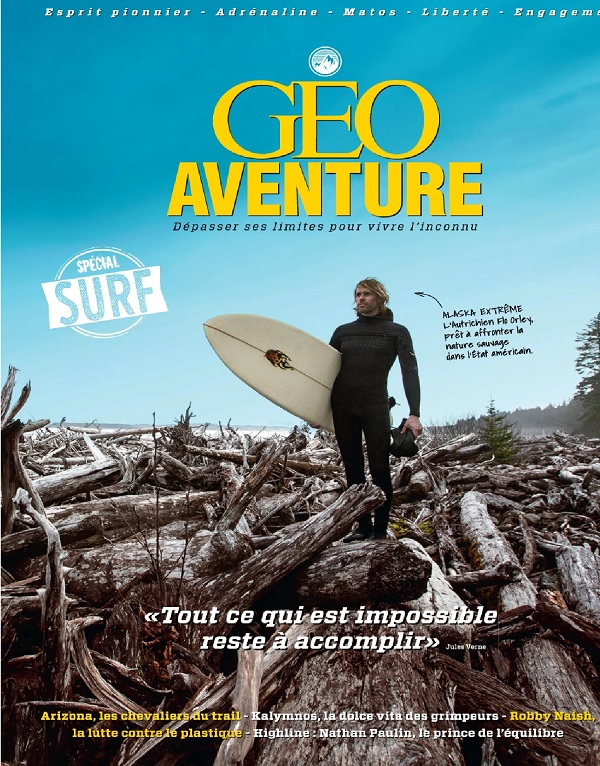 Geo Aventure N°2 – Juin 2018