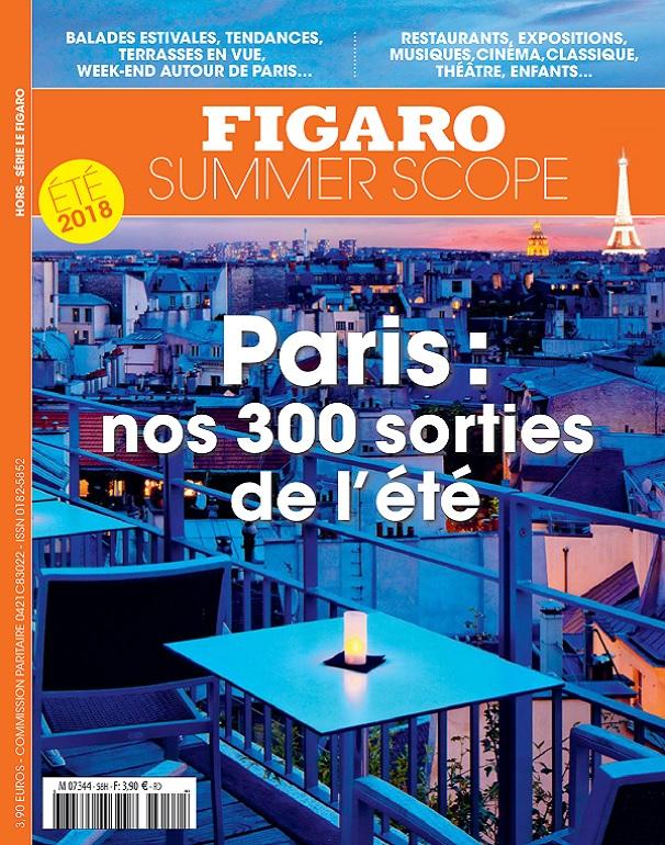 Le Figaroscope Hors Série N°58 – Juillet-Août 2018