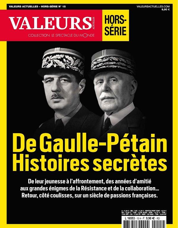 Valeurs Actuelles Hors Série N°15 – Juillet 2018