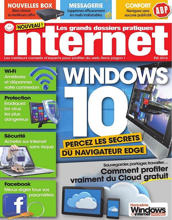 Windows et Internet Pratique Hors Série N°10 – Windows 10