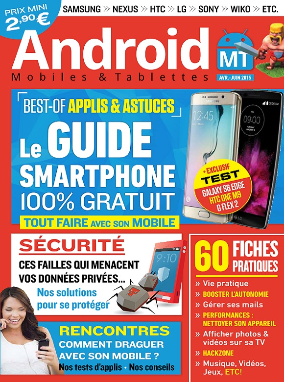 Android Mobiles et Tablettes N°29 - Le Guide Smartphone